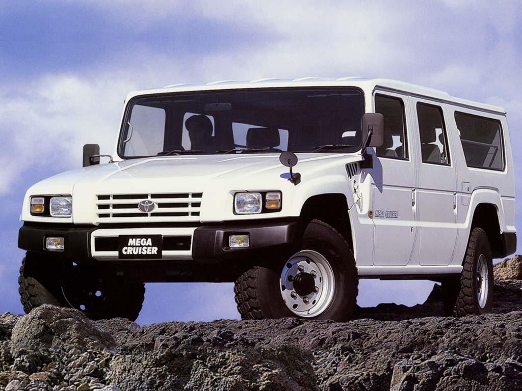 1995 Toyota Mega Cruiser