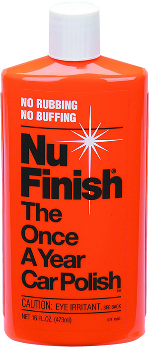 Our Preferred Wax - NU Finish (16oz Bottle)